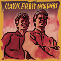 The Everly Brothers von Mychael Gerstenberger