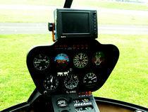 Hubschrauber Cockpit by Dirk Schäfer
