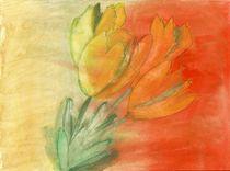 Tulips by Daniela Lehmann
