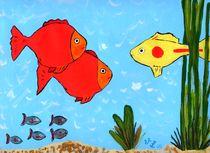 Aquarium von Daniela Lehmann