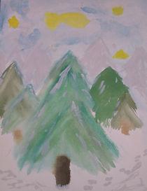 Forest von Daniela Lehmann