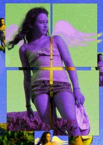 Engel 1 von Patricia Ausweger Matz
