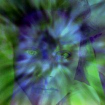 Blue fairy von Patricia Ausweger Matz