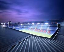 Stadion Basel von Wolfgang Reiher