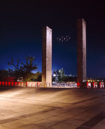 Olympiastadion Berlin von Wolfgang Reiher