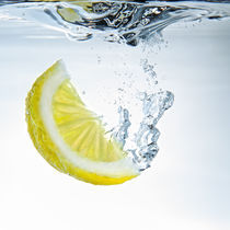 lemon water by photoplace