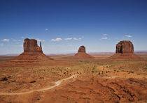 Monument Valley Panorama by Marcus Finke