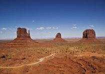 Monument Valley Panorama von Marcus Finke