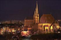 Der Dom zu Erfurt by Holger John