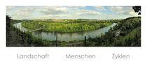 Stuttgart Neckarpark bei Hofen von Michael Bahr