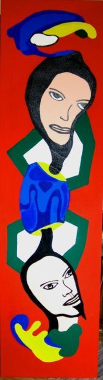 Moralisten by Rolf W. Kipp