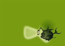 Lampenfisch von Cornelia May