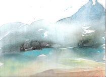 Berglandschaft von Eva Pötzelsberger