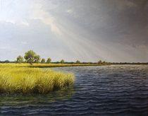 Am Ewigen Meer in Ostfriesland von 2008 von Lothar Struebbe