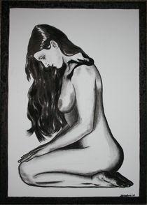 Stille 2008 50 x 70 cm von Harry Stabno
