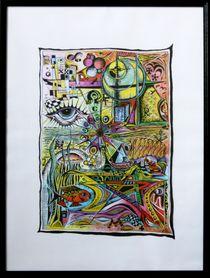 A4 - Mein Alphabet 1980 A3 by Harry Stabno