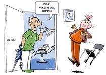 Der Zahnarzt läßt bitten von droigks