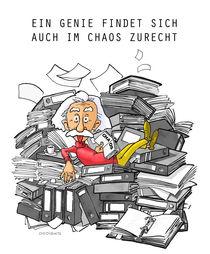 Einstein by droigks