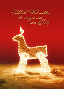 Frohe Weihnachten und ein gesundes neues Jahr by droigks