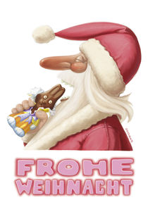 FROHE WEIHNACHT by droigks