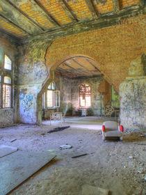 Beelitz Heilstätten - Sessel von Ralf Schröer