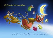 Frohe Weihnachten und einen guten Rutsch  von droigks