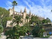 Mallorca, Palma, Kathedrale von Ralf Schröer