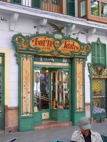 Mallorca, Palma, Innenstadt von Ralf Schröer
