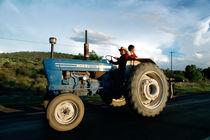 Traktor von Anne Silbereisen