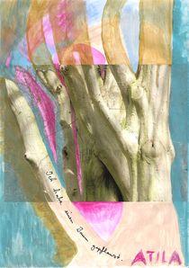 baumhand by Britta Franke