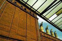 Alte Brauerei von Lutz Wallroth