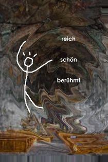 reich - schön - berühmt von Britta Franke
