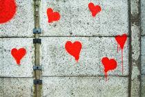 Herzen von Lutz Wallroth