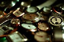 Uhren by Lutz Wallroth