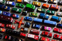 Spielzeugautos von Lutz Wallroth
