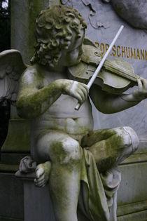Engel mit Geige von docvron