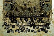 Schreibmaschine by Lutz Wallroth
