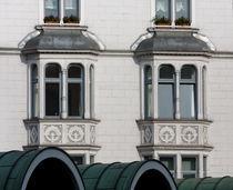 Hannover, am Lister Platz von Walter Layher