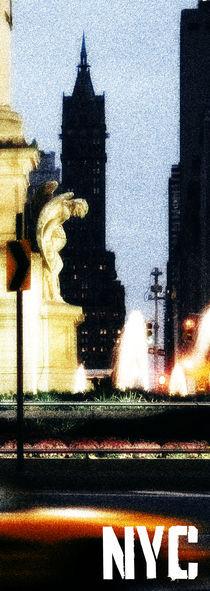 New York City - Columbus Circle von scribby