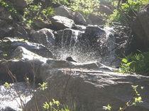 Berühre - Wasser in Dir von christian grünberger TIAN GREEN