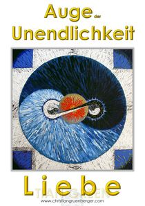 Auge der Unendlichkeit by christian grünberger TIAN GREEN
