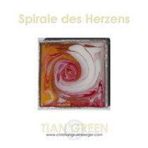 Spirale des Herzens by christian grünberger TIAN GREEN