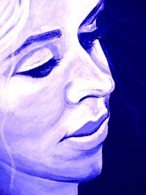 Blue Beauty von Marta Dzierzynska