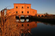Hausbrücke, Toskana von bou nae