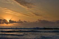 Kung-Fu-Sunset-Surf von bou nae