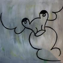 Wolkenhirsch by Gerald Madlsperger