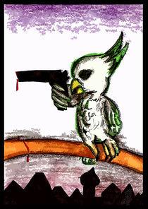der grüne kakadu by simoneirene