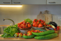 ital. Gemüse II, HDR by Heike Loos