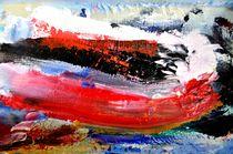 Abstraktes Bild 25 von Eckhard Besuden