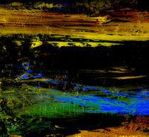Abstraktes Bild 33 by Eckhard Besuden